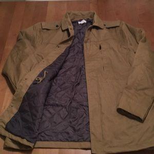 Five Four Ibelli heavy jacket mid length